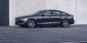 Volvo's Mild Hybrid Powertrain Available on all Models