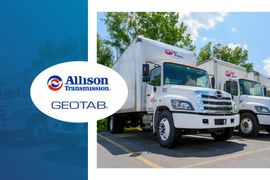 Geotab Integrates Allison Transmission Solutions into its Marketplace