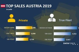 Austria Fleet Sales Up in 2019