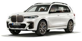 BMW X7 Models Recalled for Reflex Reflectors