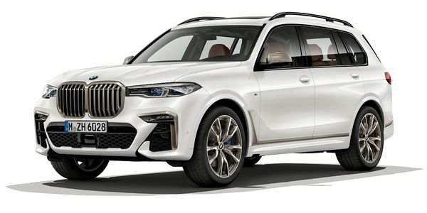 BMW X7 Models Recalled for Reflex Reflectors