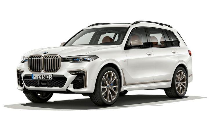 - Photo courtesy of BMW.