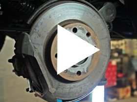Video Tip: How to Spot the Signs of Faulty Brakes