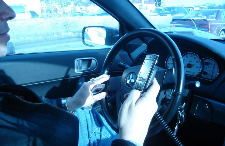 In 2019, OSHP responded to more than 40 fatal crashes directly related to distracted driving, notes the report. This latest initiative is designed to spot distracted drivers before a collision occurs. - Photo viaCreative CommonsAttribution-Share Alike 3.0 Unported/ Ed Poor.