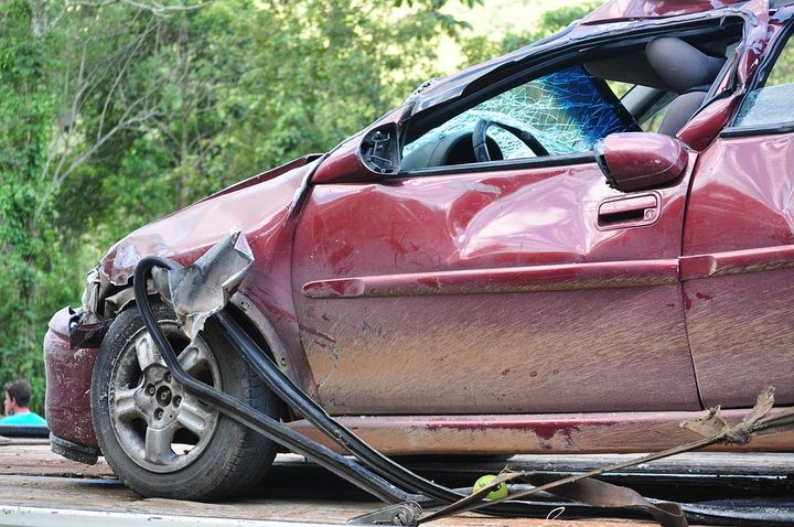 Despite some progress, motor vehicle crashes remain the second leading cause of accidental deaths in 2018.  - Photo via Pixabay.