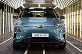Hyundai Boosting European Supply of Kona Electric Crossovers