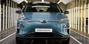 Hyundai Boosting European Supply of Kona Electric Crossovers