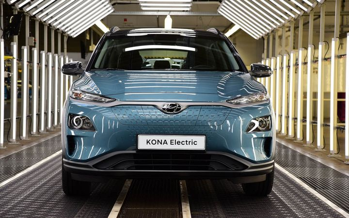 In 2020 Hyundai plans to provide over 80,000 units of zero-emission vehicles to European customers, including the Kona Electric, IONIQ Electric, and the NEXO fuel cell car. - Photo courtesy of Hyundai.
