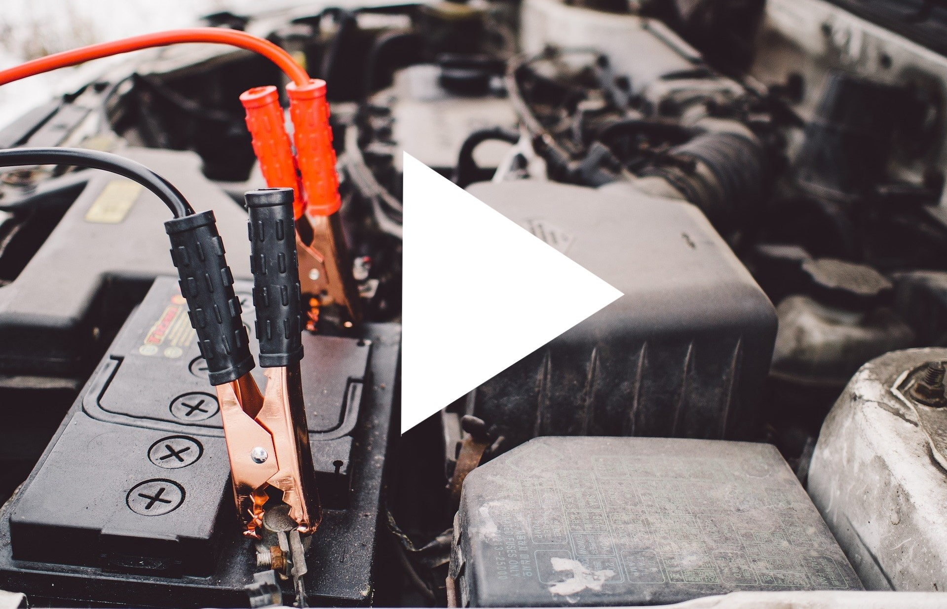 Video Tip: How to Safely Jump Start a Vehicle