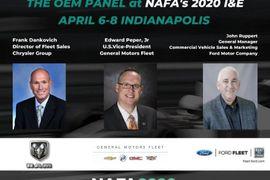 NAFA I&E 2020 to Feature OEM Panel