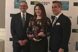 Merchants' Executive Earns Women in Business Award