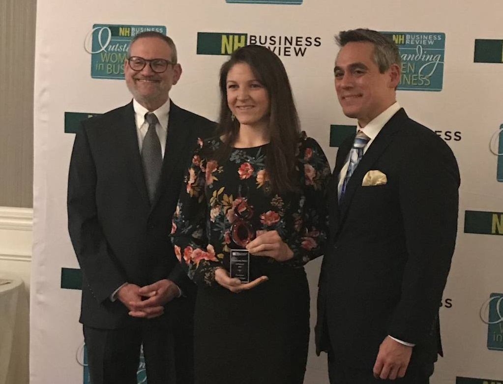 Merchants' Executive Earns Women in Business Award