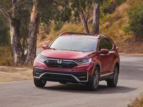2020 Honda CR-V Hybrid Arrives at Dealerships