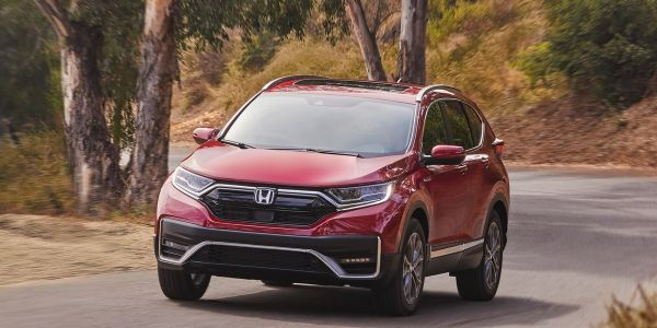 2020 Honda CR-V Hybrid Arrives at Dealerships