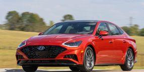 Hyundai Recalls Sonata for Incorrect Tire Information