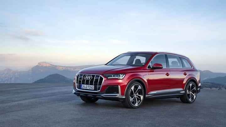- Photo courtesy of Audi.