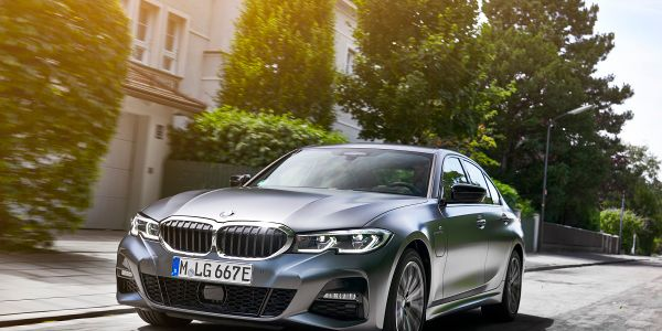 BMW Adds PHEV to 3 Series Lineup