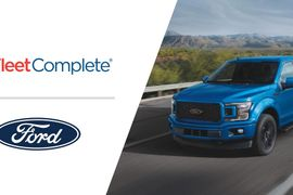 Fleet Complete Partners with Ford Data Services