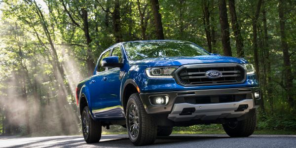 Ford Issues HVAC-Related Recall for Ford Ranger