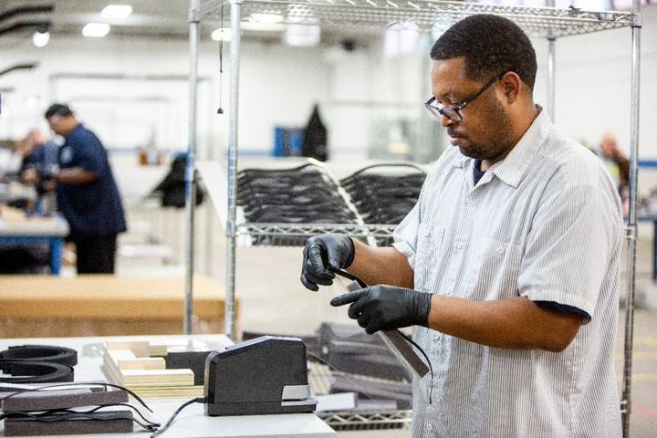 If Ford can produce  respirators at one of its Michigan manufacturing facilities, it could help boost 3M's production up to tenfold, Ford noted.  - Photo courtesy of Ford.