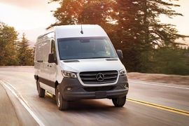 Sprinter Vans Recalled for Tire-Related Issues