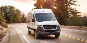 Daimler Recalls Metris & Sprinter Vans for Crash Alert Glitch