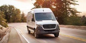 Mercedes Benz Sprinter, Freightliner Sprinter Recalled for Fire Risk