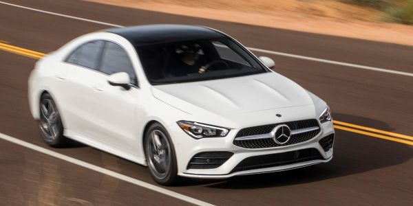 The CLA 250 is one of the affected vehicles for the instrument cluster software-related recall.