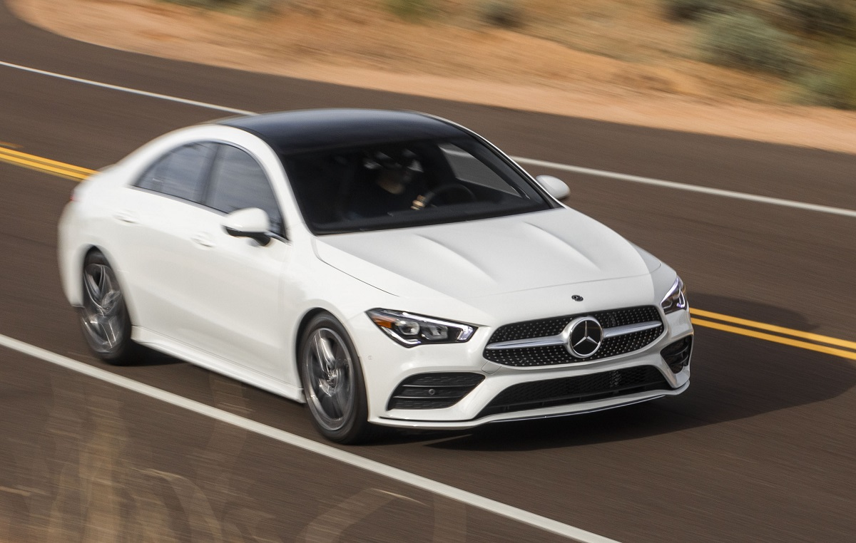 Mercedes-Benz Issues Two Safety Recalls