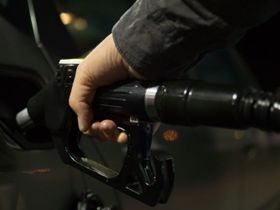 Gasoline Prices Hit Four-Year Low