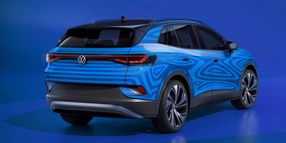 Volkswagen is Releasing a New Electric SUV