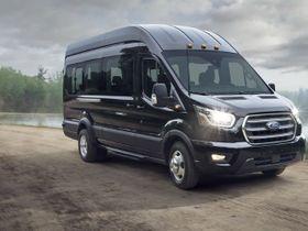 Vehicle Modifier Recalls Ford Transit Vans Over Seat Belt Concerns
