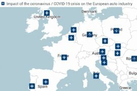COVID-19 Causes Nearly 1.5 Million Vehicles in Production Losses for European Auto Manufacturers