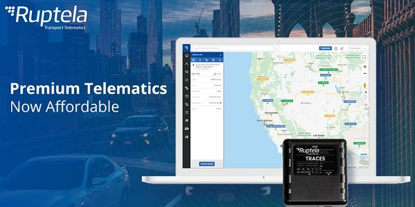 Ruptela Expands Telematics Solution to the U.S. Market