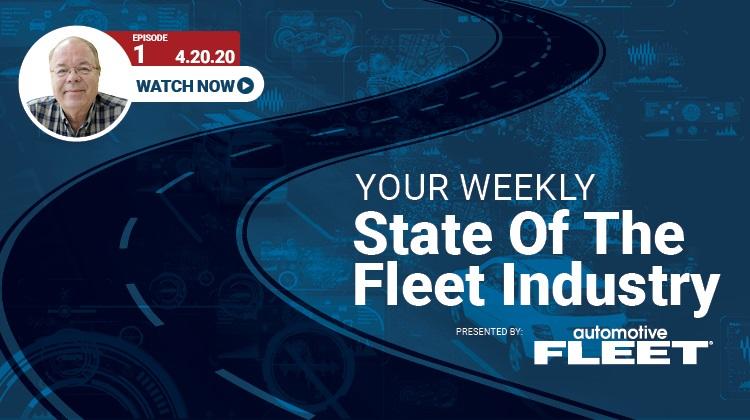 Video: State of the Fleet Industry Week of April 20, 2020