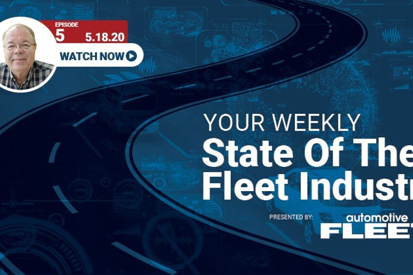 Video: State of the Fleet Industry Week of May 18, 2020