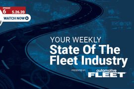 Video: State of the Fleet Industry Week of May 26, 2020