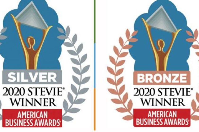 Wheels Wins Two Stevie Awards