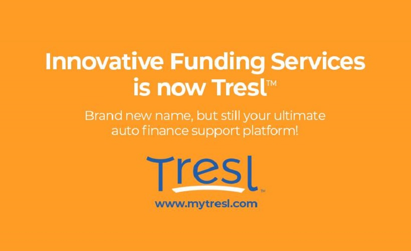 Innovative Funding Services Changes Name to Tresl