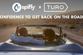 Spiffy Partners with Turo to Provide Vehicle Disinfection Services