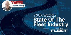 Video: State of the Fleet Industry Week of June 8, 2020