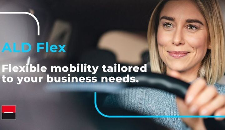 The solution, ALD Flex, offers the advantage of fully serviced vehicles and on demand availability, to help corporate fleet managers address their medium-term mobility needs, and features full maintenance, insurance, tires, breakdown assistance, and more. - Photo: ALD