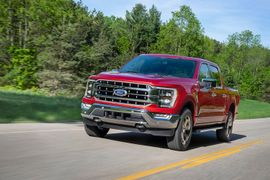 All-New Ford F-150 Features Hybrid Power, New Workplace Tech