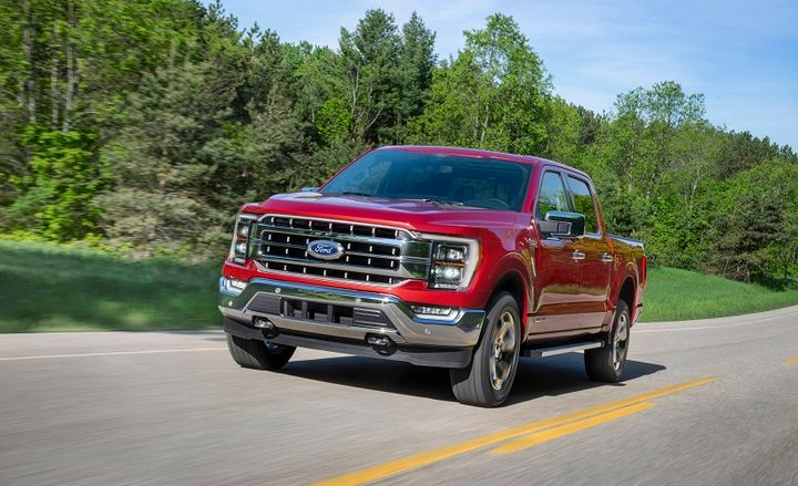 Ford is recalling select Ford F-Series vehicles for windshield adhesion issues that could increase the risk of occupant injury. - Photo: Ford