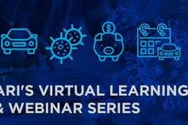 ARI Launches Virtual Learning and Webinar Series