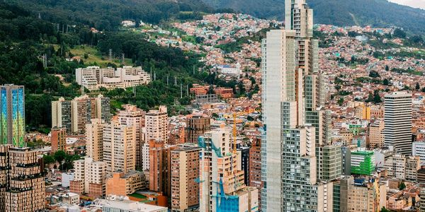 The opening of the offices in Colombia (pictured) will accelerate the development of Arval...