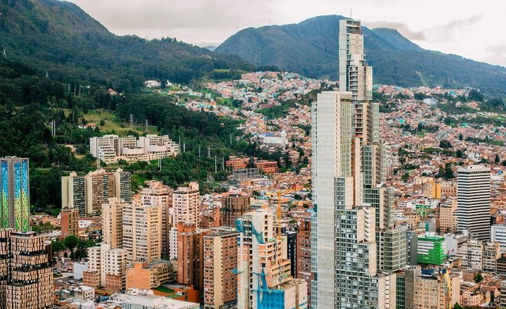 The opening of the offices in Colombia (pictured)will accelerate the development of Arval activities in the Latin American region. - Photo: Pixabay
