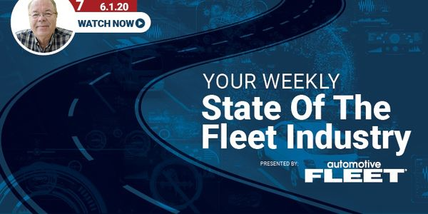 Video: State of the Fleet Industry Week of June 1, 2020