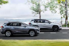 Toyota Announces 2021-MY Fleet Incentives