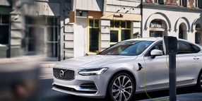 Volvo S90 PHEV Achieves Top Honors in New AAA Guide